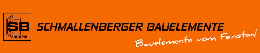 Schmallenberger Bauelemente SB Siepe Schmallenberg Logo